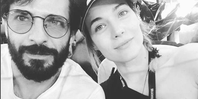 """La dedica di Laura a Marco Bocci in ospedale: """"Teniamoci la mano, vivremo per sempre"""""""
