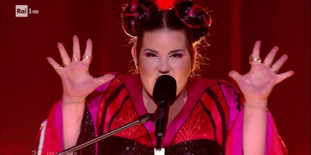 Eurovision Song Contest 2018: vince Netta per Israele, Meta e Moro sesti