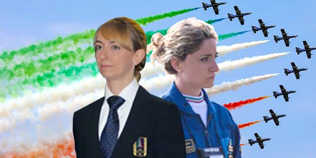 Frecce Tricolori, ecco le prime donne-pilota