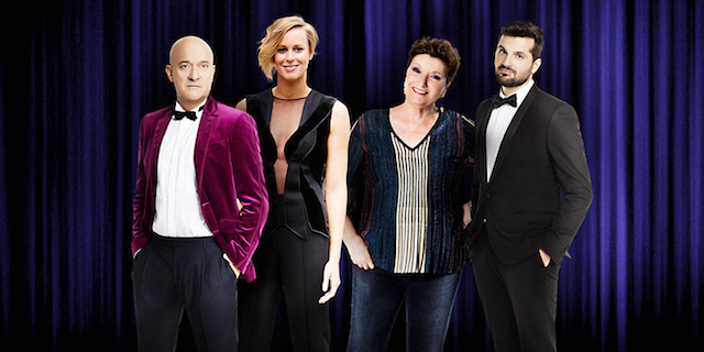 Federica Pellegrini e Mara Maionchi nuovi giudici di Italia's Got Talent 2018