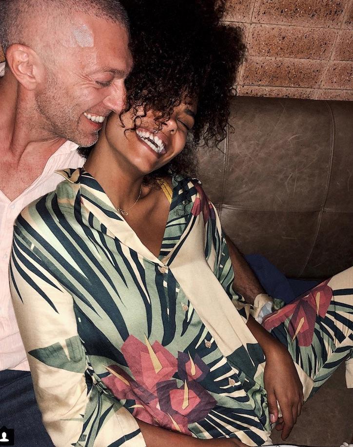 Vincent Cassel e Tina Kunakey si sposano