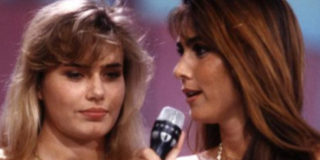 Romina Power e Ylenia