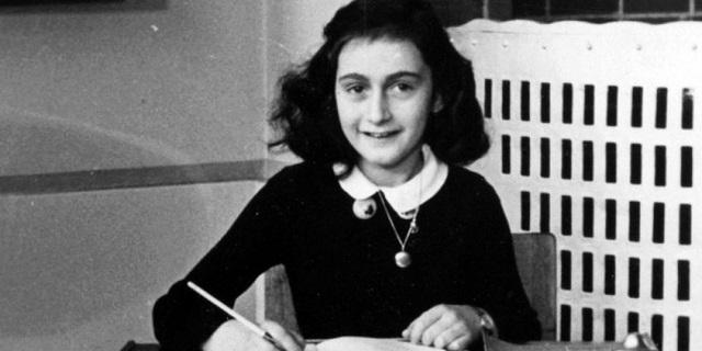 Anna Frank, scoperte due nuove pagine del diario