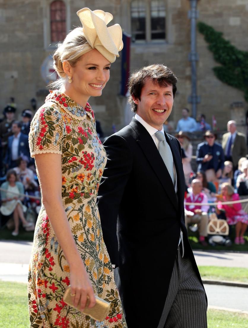 I vip invitati al matrimonio di Harry e Meghan e gli outfit più assurdi