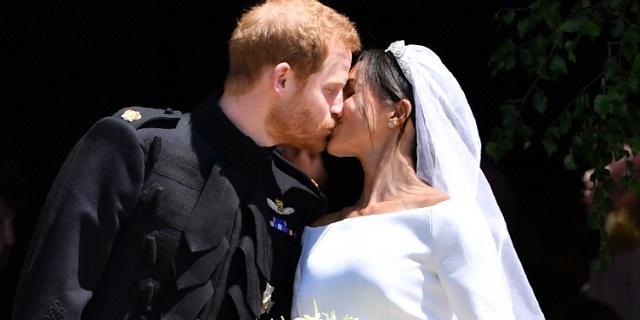 Il matrimonio di Meghan Markle e il Principe Harry in diretta