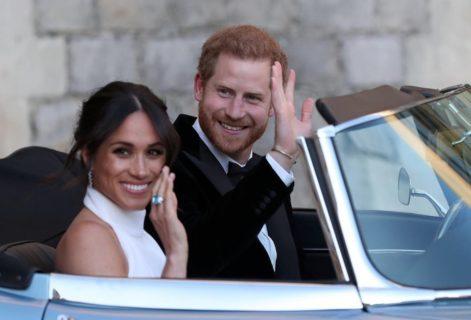 Le foto ufficiali del matrimonio di Meghan e Harry pubblicate da Kensington Palace