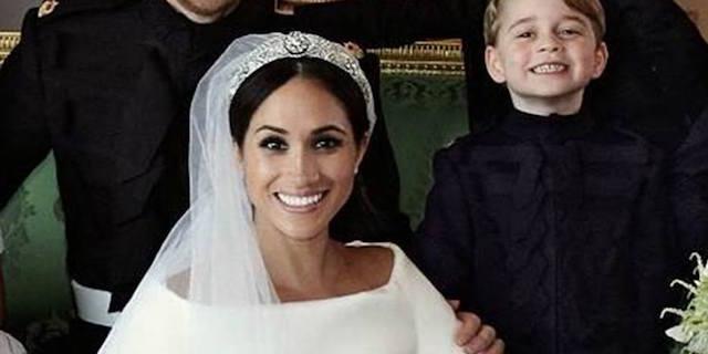 """Meghan Markle sul sito di Buckingham Palace: """"Orgogliosa di essere femminista"""""""