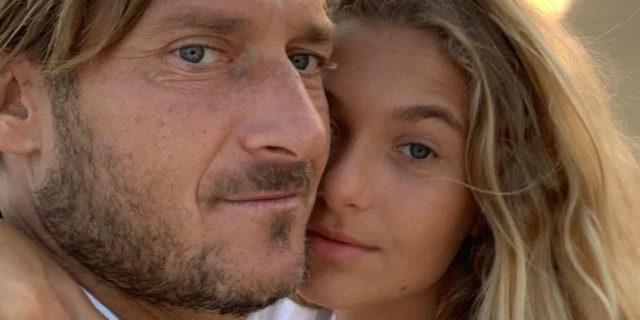 La rabbia di Totti e Ilary Blasi per la foto della figlia Chanel finita in copertina