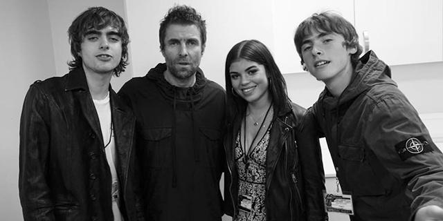 Liam Gallagher incontra la figlia Molly dopo 19 anni
