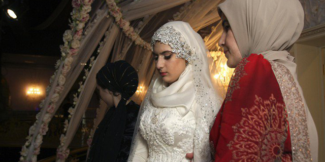 costretta a sposarsi