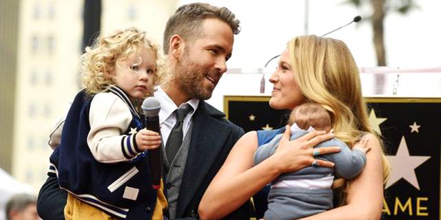 Blake Lively e Ryan Reynolds, perché hanno chiamato la figlia James
