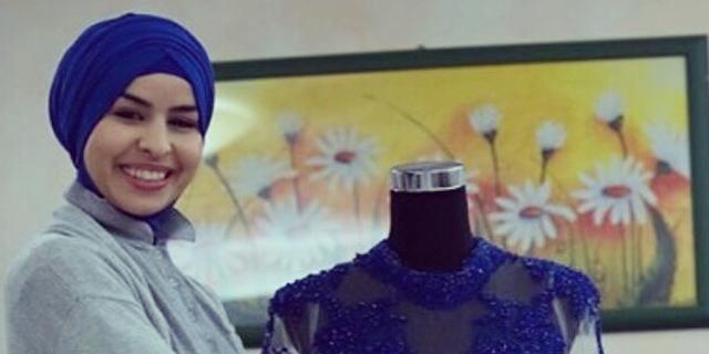 Hind Lafram, la prima stilista italiana per donne musulmane