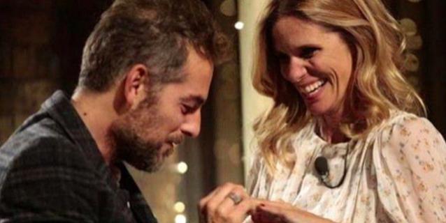 L'abito e altri 12 dettagli delle nozze di Filippa Lagerback e Daniele Bossari