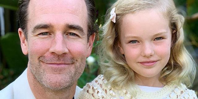 Come insegno a mia figlia cos'è il rispetto di un uomo: la teoria di James Van Der Beek