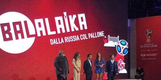 Mondiali Calcio 2018: Mediaset punta su Belen, Ilary e Nicola