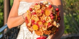 bouquet pizza