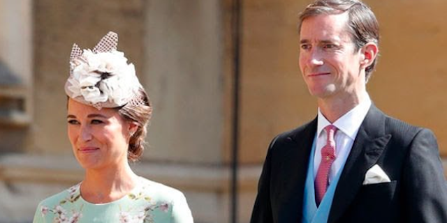 Arriva un cuginetto per George: Pippa Middleton è incinta