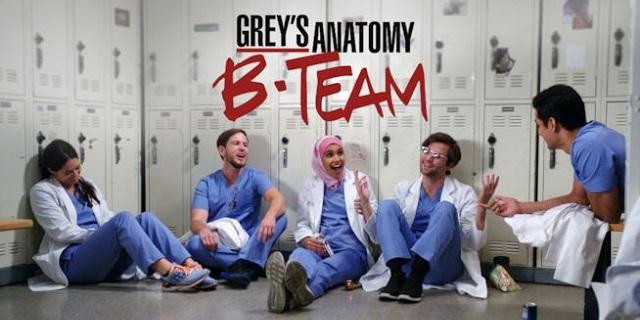 Grey's Anatomy, arriva la web serie dedicata alle matricole