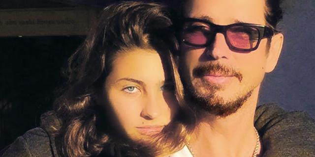 La commovente dedica di Toni, la figlia di Chris Cornell, al suo papà
