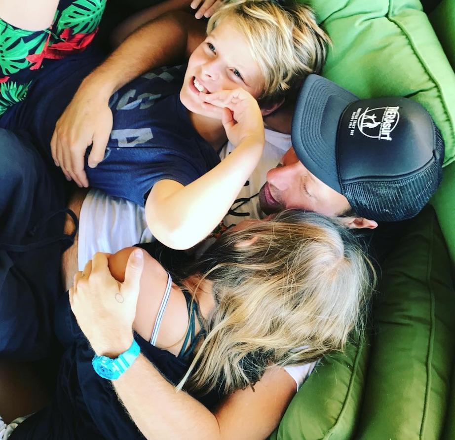 Gwyneth Paltrow fa una dedica all'ex marito Chris Martin