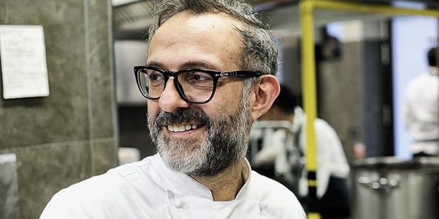 Massimo Bottura, il suo è il miglior ristorante del mondo