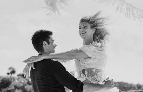 Devon Windsor e la proposta di matrimonio da sogno