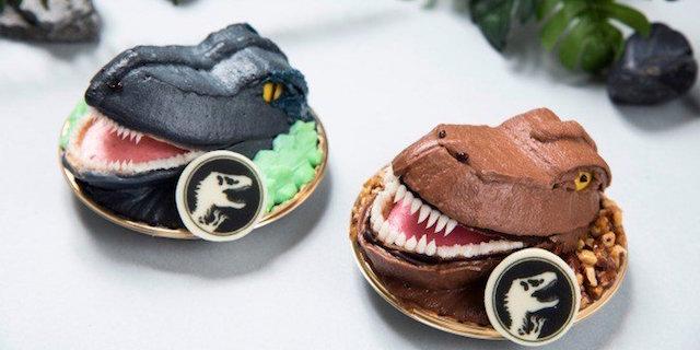 Jurassic World Café: apre il bar a tema dinosauri