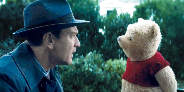 Ritorno al Bosco dei 100 acri, il trailer del live action di Winnie the pooh