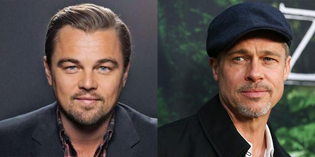 La prima immagine ufficiale del prossimo film di Tarantino con Brad Pitt e DiCaprio