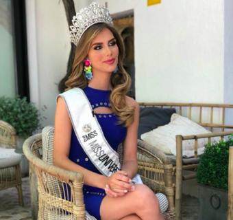 Chi è Angela Ponce, la prima transessuale a partecipare a Miss Universo