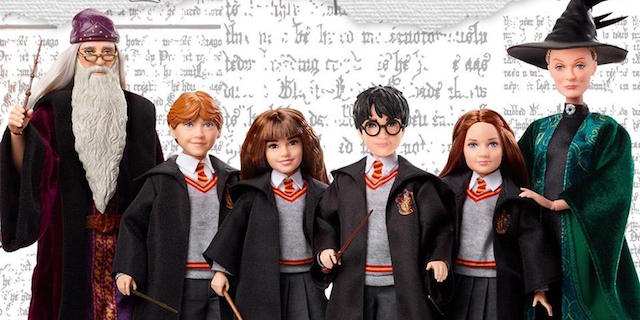 Arrivano in Italia le Barbie di Harry Potter (a un costo accessibile)
