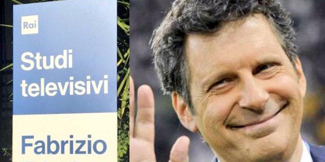 La Rai dedica gli studi di Roma a Fabrizio Frizzi