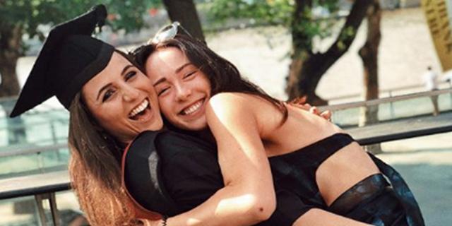 L'amicizia di Aurora Ramazzotti per Sara, figlia di Pino Daniele