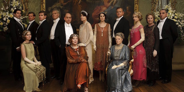 Downtown Abbey arriva al cinema: la serie tv diventa film