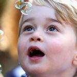 È quasi il 5° compleanno di Baby George, lo aspetta un regalo davvero speciale