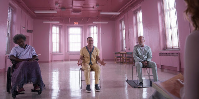 Glass, arriva il trailer del film di M. Night Shyamalan
