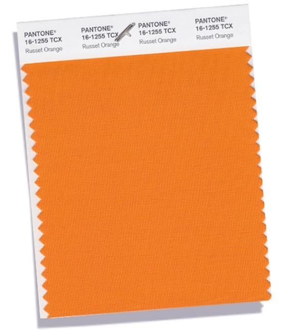 Ecco la nuova palette dei colori Pantone Autunno-Inverno