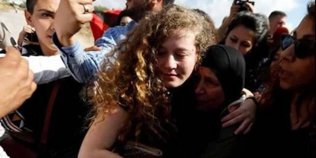 Torna libera Ahed Tamimi, ragazza simbolo della resistenza palestinese