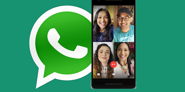 Novità da Whatsapp, in arrivo (finalmente) le videochiamate di gruppo