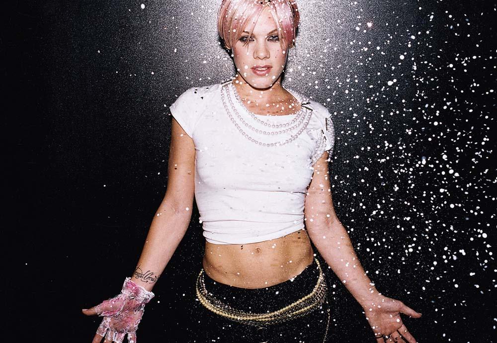 La risposta di Pink (e di Justin Timberlake) agli insulti per questa foto