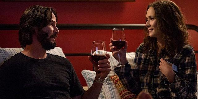 Il curioso caso di Winona Ryder e Keanu Reeves, che sarebbero sposati dal 1992