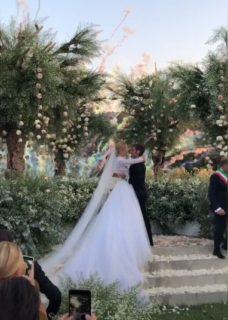 Ferragnez Wedding, il grande giorno minuto per minuto