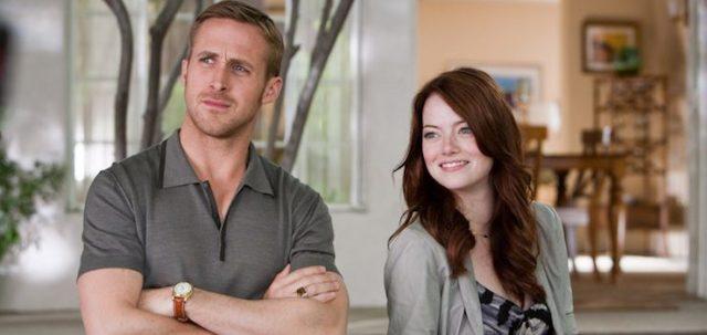 """Emma Stone per Ryan Gosling: """"Non riesco a immaginare una vita senza di lui"""""""