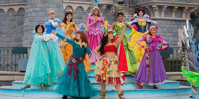 Disneyland Paris cerca Principi e Principesse, le audizioni a Roma