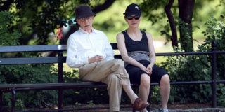 Woody Allen e sua moglie Soon-Yi