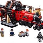 Harry Potter, il treno per Hogwarts diventa Lego