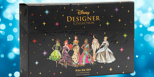 Disney Designer Collection: la magica linea make up ispirata alle principesse