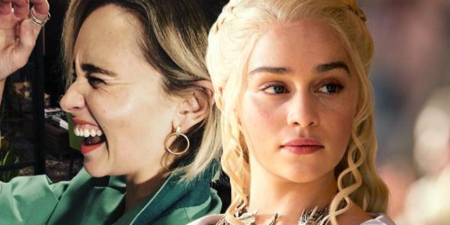 Emilia Clarke rivela il tatuaggio dedicato alla 'sua' Daenerys di Game of Thrones