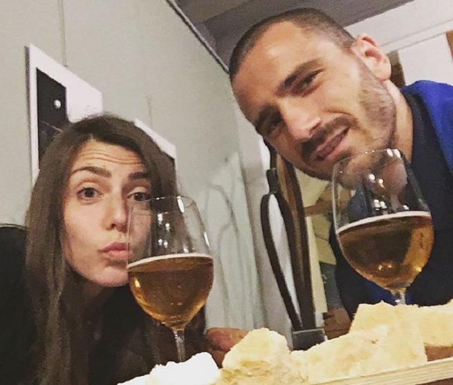Leonardo Bonucci diventerà papà per la terza volta