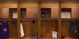 Space Jam 2, la prima immagine del film con LeBron James